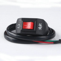 atv service - Universal Motorcycle Kill ON OFF Switch For Scooter ATV Dirt Bike switch service motorcycle transmission