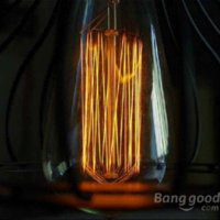 Wholesale NewWorld E27 W Incandescent Bulb V ST64 Retro Edison Light Bulb bulb e40 bulb incandescent