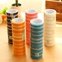 Wholesale Korean Stationery small fresh transparent lace tape m small volume DIY decorative tape special offer