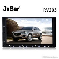 Cheap Universal 2 DIN Stereo Auto Car Radio MP5 Player with Reverse Image 7 Inch HD Touch Screen Bluetooth Hand Free Calls USB Disk  Charger
