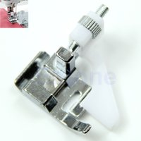 Wholesale For Brother Singer Janome Snap On Blind Hem Sewing Machine Presser Foot New