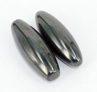 Wholesale Oval Hematite Chatter Magnet Stones Singing Buzz Sound