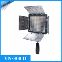 jvc video camera - YONGNUO YN300 II LED Camera Video Light With remote For Canon Nikon samsung Olympus JVC Pentax cameras and camcorders