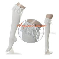 Wholesale Gothic Lolita Punk Fashion Stocking Cosplay Costume Custom made
