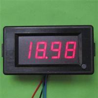 amp cheap - 5135A Blue LCD Digital Meters Cheap DC Volt Amp Panel Digital Meter V A Volt Meters GNED046