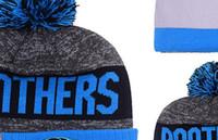 al por mayor moda sombreros de copa baratas-Best Football Beanies Todos los equipos Gorras New Arrival Caps Moda De punto Gorras Beanie Top Gorras De Invierno De Baloncesto Beanie Hat para baratos