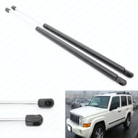 armed jeep - 2pcs set car Fits for Jeep Commander Rear Hatch Gas Spring Lift Supports Struts Prop Arm Shocks
