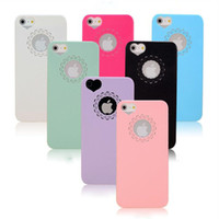 big dust - Big Promotion iPhone Case iPhone Plus Case iPhone S S Case Candy Color Anti dust Back Cover Shell
