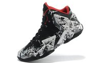 Wholesale With Box Lebron XI professional Sports Shoes What the Lebron Basketball Shoes Sneakers Outdoor