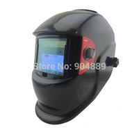 auto darkening lenses - Solar auto darkening electric welding mask helmet welder cap welding lens eyes mask for welding machine and plasma cuting tool