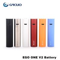 Original Joyetech eGo ONE V2 batería 1500mAh Capacidad eGo ONE V2 Batería apta para joyetech eGo ONE V2 Tank atomizador precio al por mayor