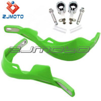 Wholesale ZJMOTO Carbon Universal mm mm Wide Fat Bar Hand Guards Raptor kit PRO TAPER Motocross Dirt Bike MX