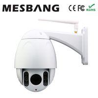 Wholesale P2P Plug and Play P PTZ dome wifi IP CCTV Camera Wireless Optional Zoom MP Wireless Security Camera