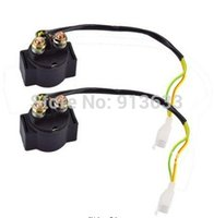 Wholesale In stock X Scooter Starter Relay Solenoid For GY6 cc cc cc Chinese Go Kart