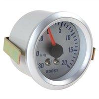 auto gauge meters - Universal quot Inch MM in Hg PSI Auto Car Turbo Boost Gauge Meter Pressure V DC CEC_505