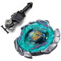 beyblade metal fusion grip launcher - 4D Beyblade Metal Fusion Blitz Unicorno Striker RSF Metal Fury BB117 L R Starter Launcher Hand Grip Light Launcher