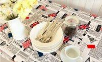 Wholesale Cotton Table Cloth Flag