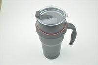 Wholesale In stock Cups Handle for Oz YETI stainless steel tumbler Rambler Tumbler YETI Cooler coffee mug