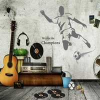 art player - 120x100cm Black Football Player Wall Stickers for Kids Rooms Living Room Home Decor Wall Decor Decoration Mural Art
