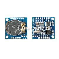 Wholesale I2C RTC DS1307 AT24C32 Real Time Clock Module for Arduino AVR ARM PIC for Arduino UNO