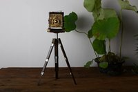 antique box camera - CAMERA ARTS AND CRAFTS CM HEIGHT RETAIL NORMAL BOX PACKING BROWN COLOR WITH HOLDER TRADITIONAL DESIGN SINGLE STYLE