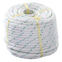 achat en gros de x fronde-Double Braid Polyester Rope Sling 5900Lbs RENFORCEMENT Nouveau 3/7 x 150