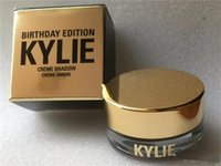 Wholesale Kylie Birthday Edition Creme Shadow Copper and Rose Gold Metal Kylie Creme Shadow Limited Edition Birthday Collection Metals Eye Shadow
