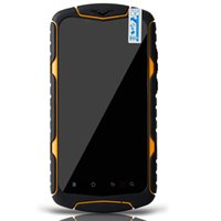 android ip phone - Original No X1 X Men IP Waterproof Shockproof Android Cell Mobile Phones MTK6582 Quad core quot IPS GB RAM MP WCDMA G