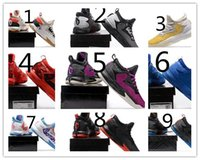 basketball shoes wide sizes - Free postage Lillard Easter Day basketball shoes High quality men D Lillard Basketball boots size