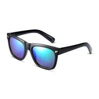big eye optics - 2016 Classic Eyeglasses Women s Sunglasses Sports Outdoor Optic UV Protection Mirror Sunglasses Big Frame with Box YJMH036