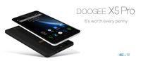 Doogee X5 Pro MTK6735 4G LTE Quad Core 2 GB de RAM 16 GB de ROM 5 pulgadas 1280 * 720 Pantalla IPS
