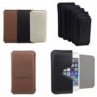 bags clip - For Iphone I7 Plus S S SE S Galaxy S7 S6 S5 Horizontal Universal Clip Case PU Pouch Filp CoverS Bags Elephant Grain Hip Leather
