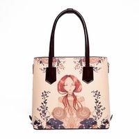 beautiful handbags - Dream beautiful faery colors female bag New Fashion Bags Handbags