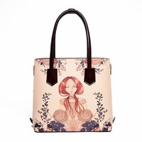 Wholesale Dream beautiful faery colors female bag New Fashion Bags Handbags