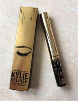 Wholesale Kylie Birthday Edition Kylie Jenner Black Eyeliner Mascara Waterproof Good Quality DHL