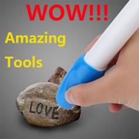 Wholesale 20pcs Mini Electric Engraving Carve Pen Carving Brush for DIY Handcraft