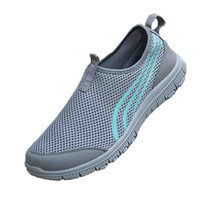 air hard drive - 20156 Brand Men Sneakers Summer Breathable Air Mesh Foot ware Outdoor Sport Light Driving Walking Shoes For Men fb002