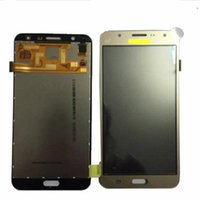 Wholesale Original Inch LCD Display Panels LCD Display Touch Screen Digitizer Assembly for Samsung Galaxy J7