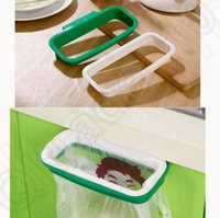 Wholesale Hoomall Brand Home Kitchen Cupboard Door Trash Garbage Rubbish Storage Bag Rack Hanger Holder KKA62