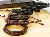 ancient china civilization - In winding braided leather bracelet Tibetan culture is a favorite of the ancient civilization