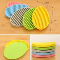 baskets for bathroom - Kawaii Bath Storage Sink Holder Kitchen Tools Gadget Portable Hanging Drain Bag Sponge Drain shelf Basket For soap bar Bathroom