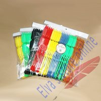 Wholesale 100pcs Plastic swizzle sticks for dry ice Fashion bar tools Plastic Cocktail Drink Stirrers
