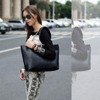 Wholesale womens new fashion hand shoulder tote bag PU leather purses handbags ladies