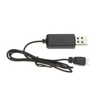 Wholesale 100 Original Top Selling X6 H108C H108CHD V USB Charger Cable H108C for Hubsan H107 H107C D L RC Part