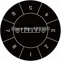 Wholesale WP Texas Holdem Layout Water Resistant Diameter cm PC