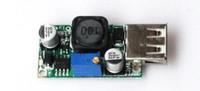 Wholesale DC DC lithium boost module V L V V adjustable current A DIY mobile phone standby power