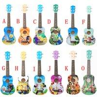 Wholesale 21 inch children guitar inch children s cartoon guitar Children guitar
