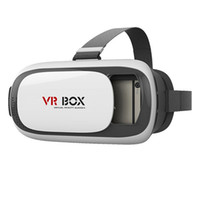 Wholesale Newest D VR BOX nd Gen Glasses VR Box D Glasses Upgrade Virtual Reality Glasses Original D Video Game Glasses VR Remote Control