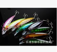 Wholesale New Japanese YO ZURI YD ZORI Lure Bait Minnow Factory Misprint Lable Limited Production