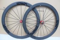 Wholesale 700C Racing Bicycle carbon wheels mm Carbon Road Bike Wheelset clincher K cadre carbone mm width
